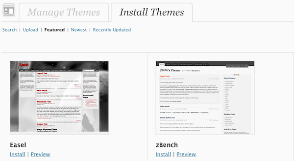 how to create wordpress theme
