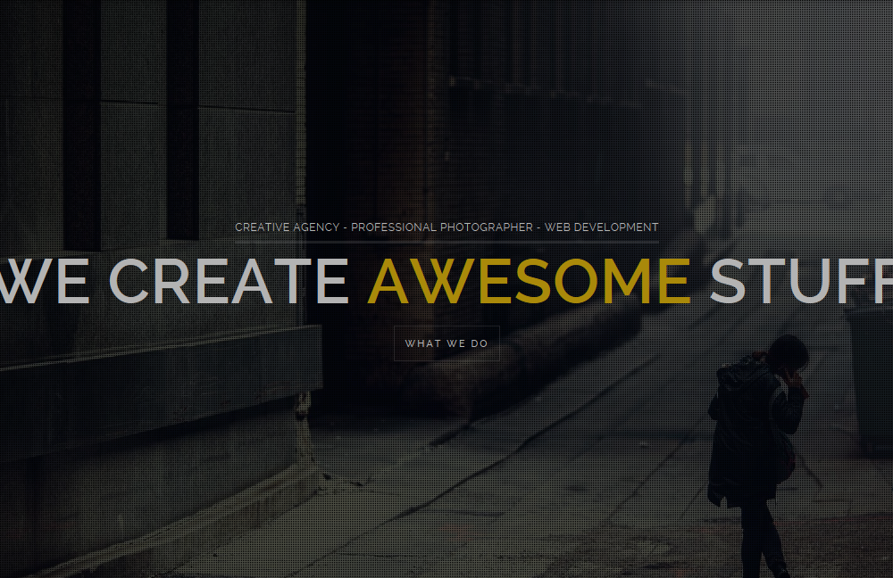 Brooklyn: Creative One Page Multi-Purpose Theme
