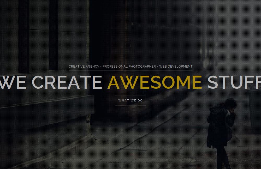 Brooklyn: Creative One Page Multi-Purpose Theme