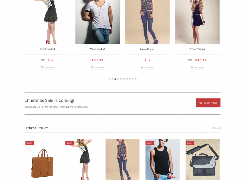 WokeyStore: Multipurpose Business Ecommerce WordPress